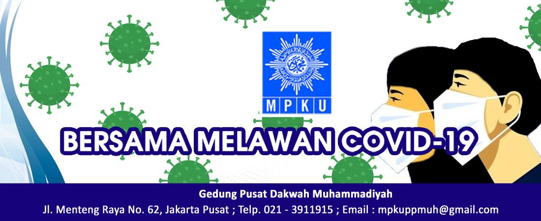 MPKU Bersama Melawan Covid-19